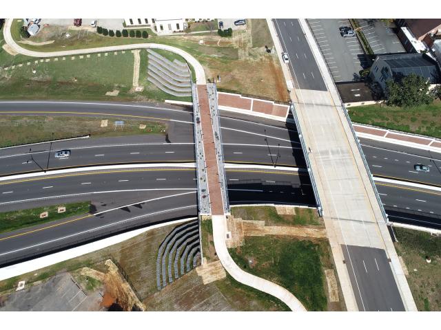 Salem Parkway Pedestrian Bridge